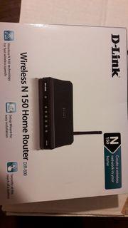 WLAN Router D-Link Wireless N
