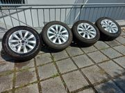 4 x Winterreifen Michelin 215
