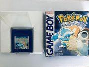 Pokemon blau OVP