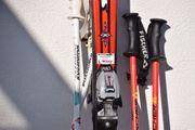 Carving-Ski Stöckli Ski mit Bindung
