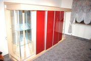Sideboard Vitrine Highboard Glas Sideboard