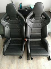 VARS Recaro Sitze Interieur Audi