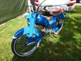 Bild 4 - Oldtimer Moped u Teile - Röthlein