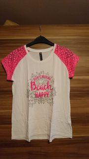 Beach T-Shirt Blind Date Größe