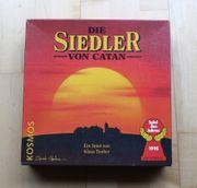 Die Siedler von Catan Basisspiel Holzausgabe