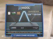 4K - UHD E2 Linux Compo