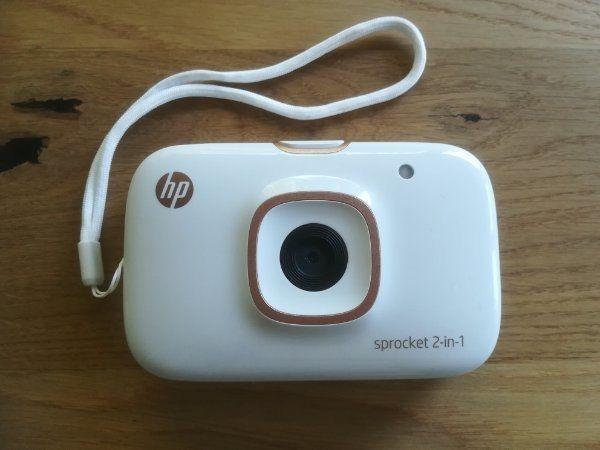 Tolles Geschenk HP Mobiler Fotodrucker