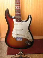 FENDER USA orig 1975 sunburst