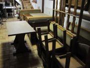 Möbel Bestuhlung Tische etc