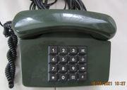 Altes Festnetz-Post-Tastentelefon