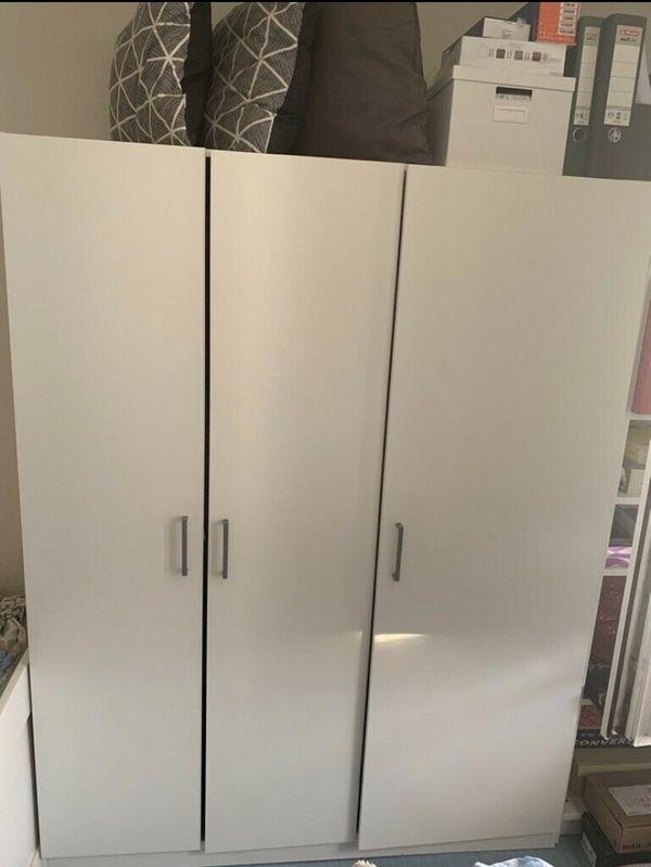 Kleiderschrank Von Ikea In Mannheim Ikea Mobel Kaufen Und
