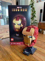 Lego Marvel Ironman Helm