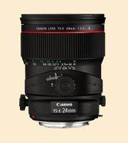 Canon TS-E 24mm f3 5L II