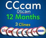 12 Monate Sat 3 cline