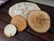 Holzscheiben diverse Größen