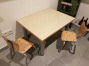 Kindersitzgruppe Eibe Kindergartenmöbel bestehend aus