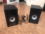 Boxen Behringer Digital Monitor Speakers