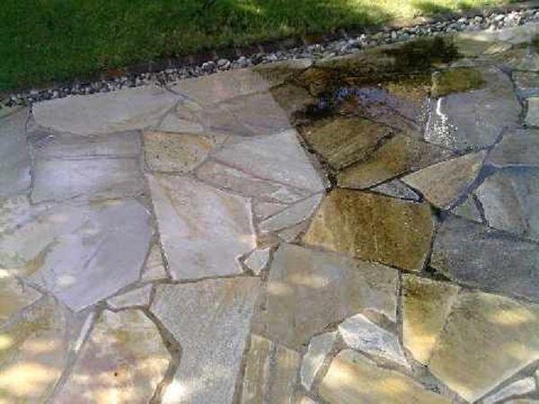 Steinreinigung - Steinpflege - Stein- und Holzschutz