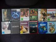 diverse DVDs