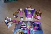 Lego Disney Princess Auroras königliches