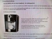 Kaffeemaschine WMF Pads