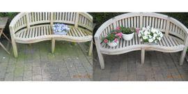 Dienstleistungen rund ums Haus, gewerblich - Steinreinigung - Steinpflege - Stein- und Holzschutz