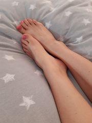 Füße zum verwöhnen