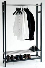 IKEA Tjusig Garderobe Kleiderstange Kleiderständer