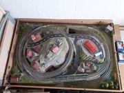 Modelleisenbahn Eisenbahnplatte Platte H0 - Märklin
