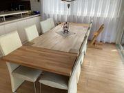 Esszimmertisch 200x100 Erweiterbar 300x100 Tisch