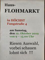 Haus-Flohmarkt