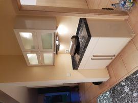 Küchenzeilen, Anbauküchen - Einbauküche creme hochglanz gebraucht hochwertig