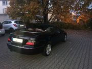 Verkaufe Mercedes CLK 280 Cabrio