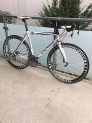 Colnago Extreme Power Rennrad Spinergy