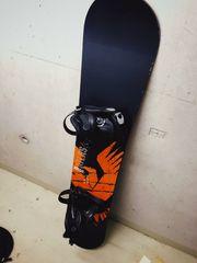 NITRO Snowboard Altlas und BURTON