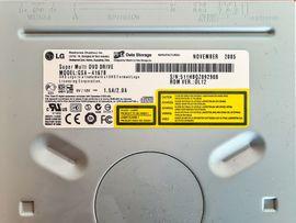 Der DVD-Brenner GSA-4167B von LG: Kleinanzeigen aus Dresden - Rubrik CD-/DVD-Laufwerke und -Brenner