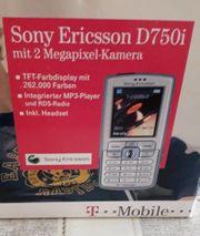 Sony Handy Ericsson D 750i