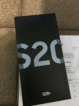 Samsung Galaxy S20+ 128GB NEU