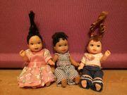 Babypuppen von Mattel