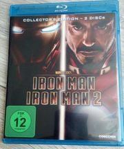 Blu-ray- Iron Man und Iron