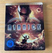 Riddick Steelbook Bluray
