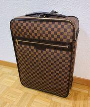 Original Louis Vuitton Koffer Trolley