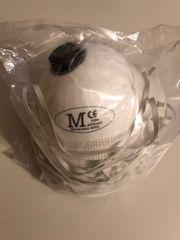 Schutzmaske mit Ventil 10 Stück