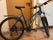 Mountainbike Steppenwolf 26 Zoll Damen
