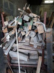 Bauholz kostenlos abzugeben