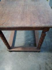 alter Tisch 78cm x 90