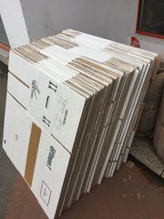 45x Umzugskartons von 115x St