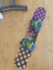 snowboard von salomon