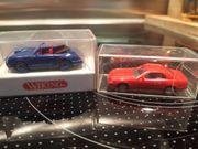 Wiking Modellautos Massstab 1 87