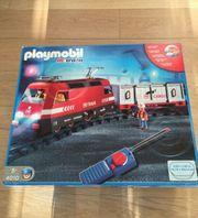Playmobil Eisenbahn